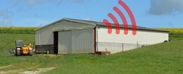 Surveiller un site isolé, un garage ou un bâtiment agricole avec une caméra GSM