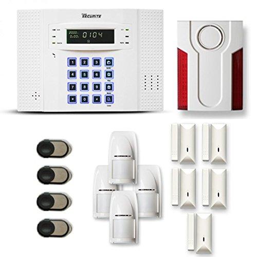 Bien choisir son alarme de maison sans fil